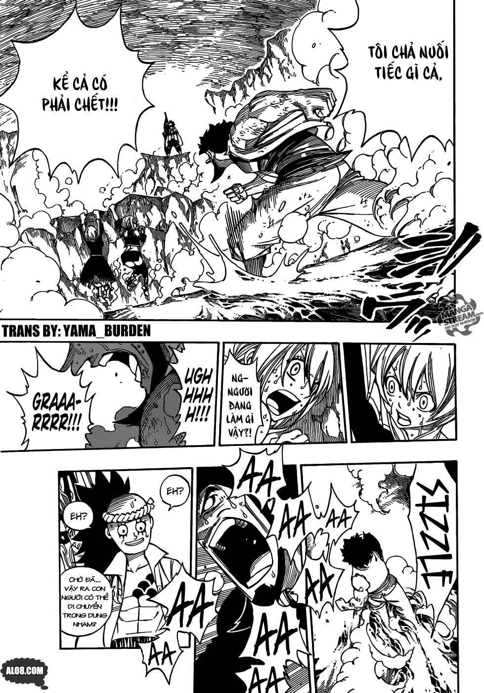 Fairy Tail chap 309 trang 14