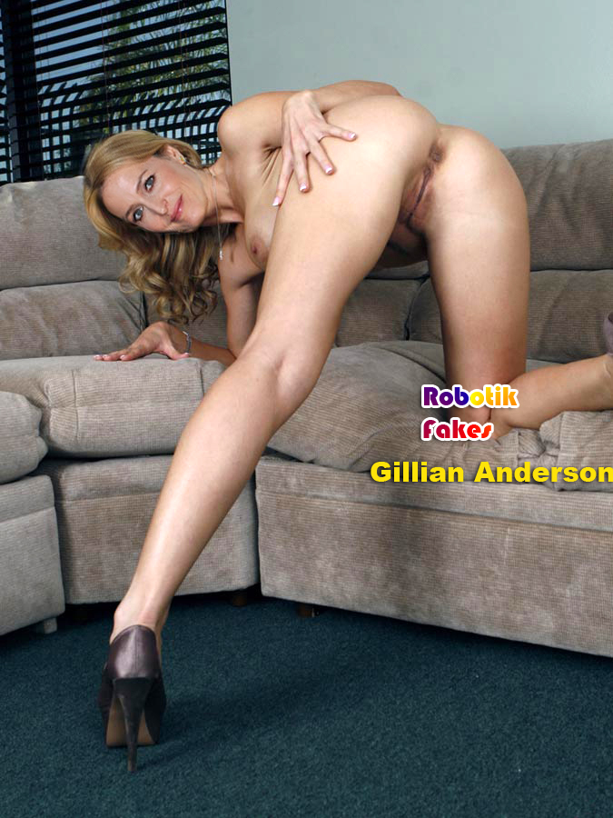 Gillian anderson ass nude valuable
