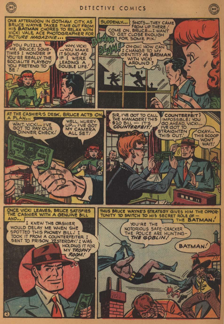 Read online Detective Comics (1937) comic -  Issue #152 - 4