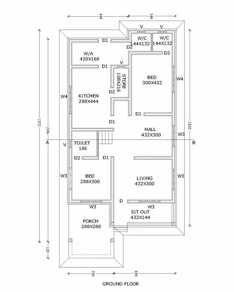 Beautifully Designed 4 Bedroom Double Floor Stylish Home ...