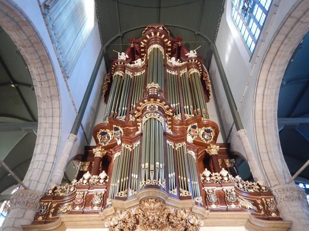 Órgão da Sint Janskerk