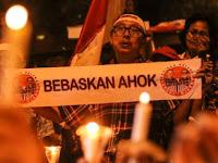 Lucunya Aksi Seribu Lilin Ahok Ditolak di Kampung Halamannnya Sendiri di Belitung Timur