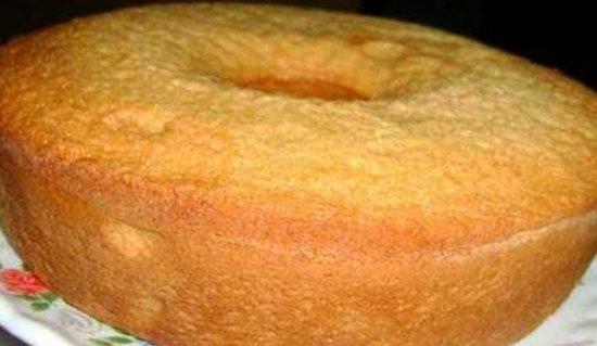 resep membuat bolu panggang teflon
