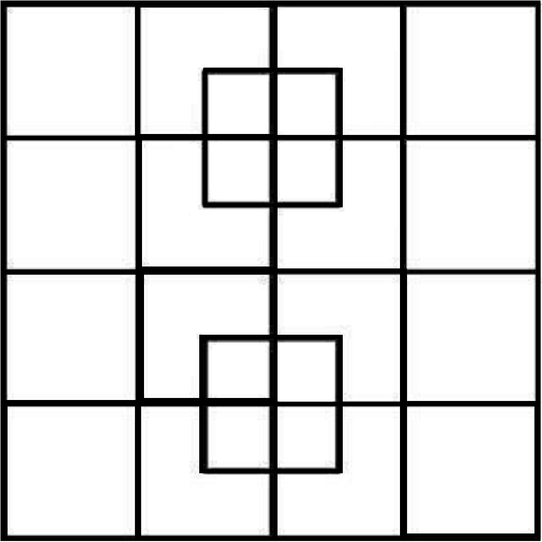 ASADKHAN101: How many square in this photo ? ;)