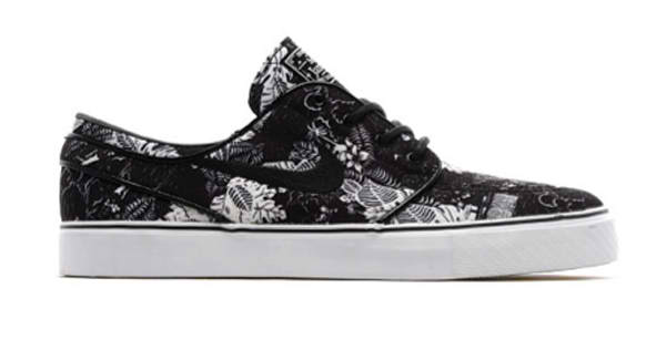 brand new 6af93 214ca Nike SB Stefan Janoski Black Floral | Skate Shoes PH - Manila's #1 ...