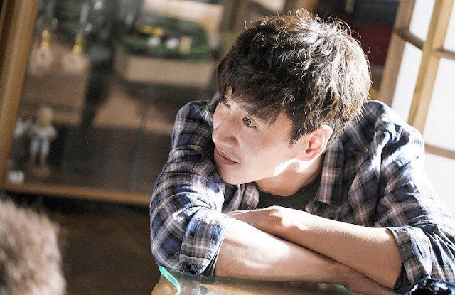 Lee Kwang Soo Minat Makan Sate Di Malaysia