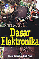 ajibayustore Judul Buku : DASAR ELEKTRONIKA Pengarang : Richard Blocher, Dipl. Phys Penerbit : Andi