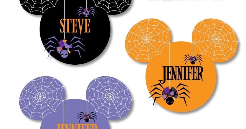 Decorating Ideas > Magical Cruising Halloween On The High Seas Door Magnets! ~ 015650_Halloween Door Magnets