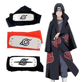 Anime Naruto Headbands