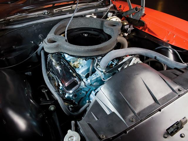 Pontiac GTO The Judge Ram Air III Hardtop Coupe
