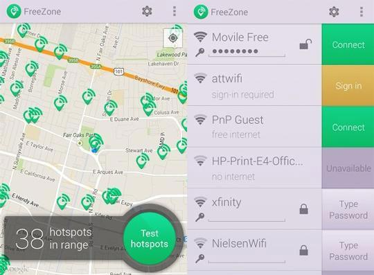 4 The Best Free WiFi Finder Application For Android