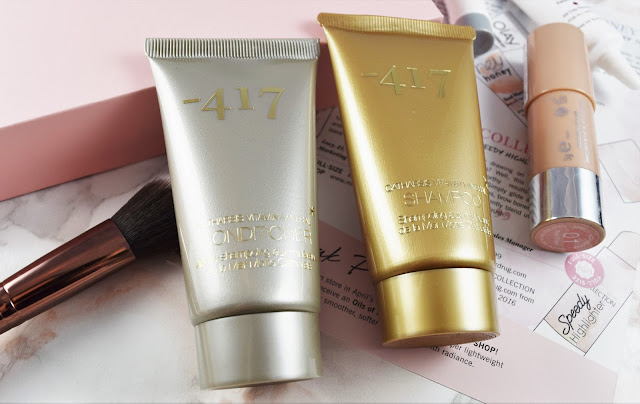 -417 Catharsis Vitamin Mineral Shampoo & Conditioner