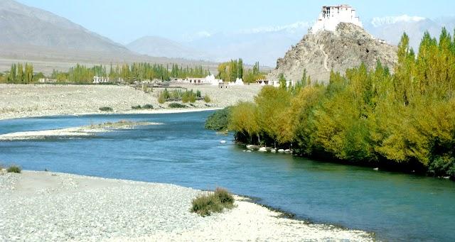 The Indus Waters Treaty - 1960.