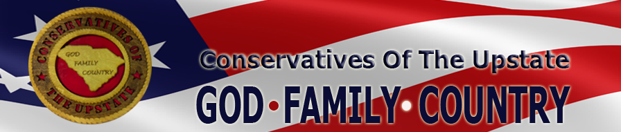 Conservatives Of The Upstate