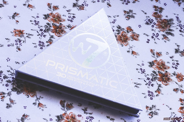 PRISMATIC 3D HIGHLIGHTING PALETTE - W7 [Review]