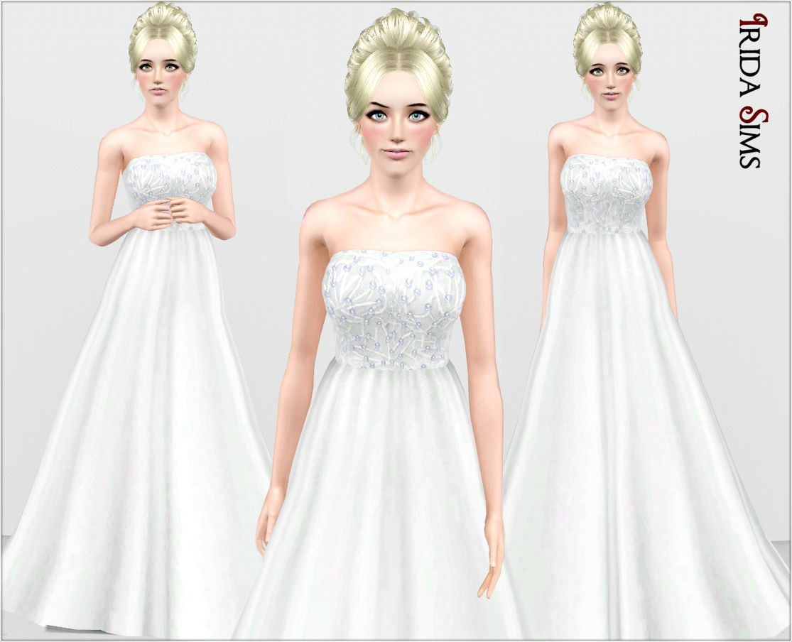 Sims 4 Wedding Dresses Tumblr