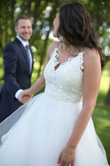 lace bodice wedding gown in le mars iowa