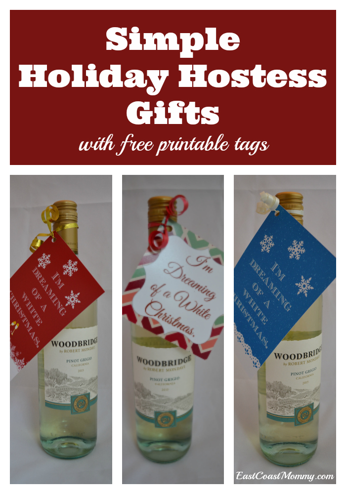 East coast mommy holiday hostess gift with free for Hostess gifts that travel well