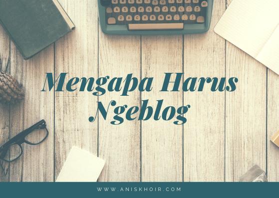 Inilah Alasan Mengapa Perempuan Harus Menulis Blog