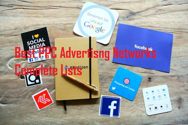 PPC Advertising Networks | Best PPC Advertising Networks list