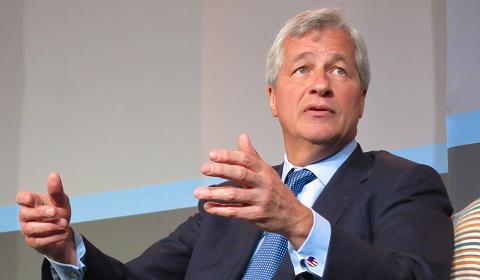 Jamie Dimon, PDG de JPMorgan Chase