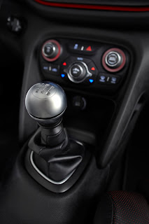 Dodge Dart 6-speed manual transmission