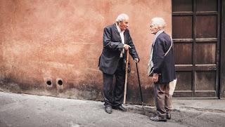 deterioro físico en los adultos mayores
