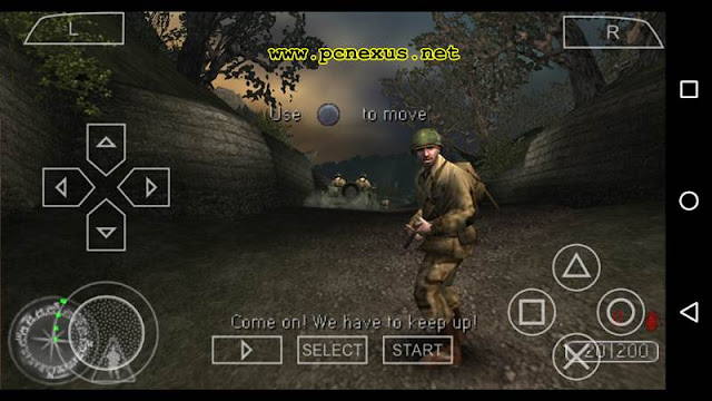 call of duty ppsspp android