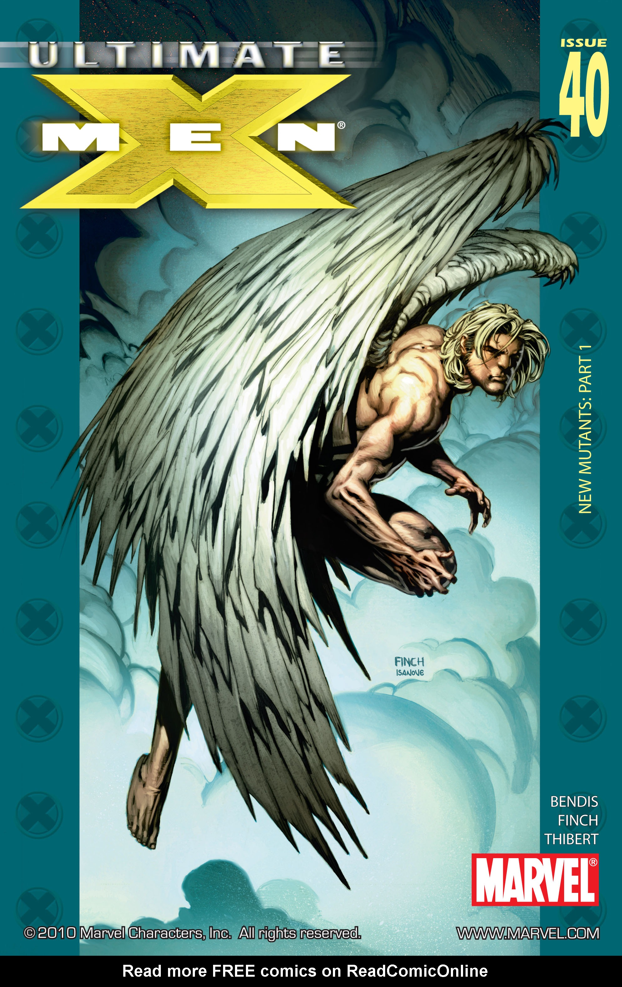Read online Ultimate X-Men comic -  Issue #40 - 1