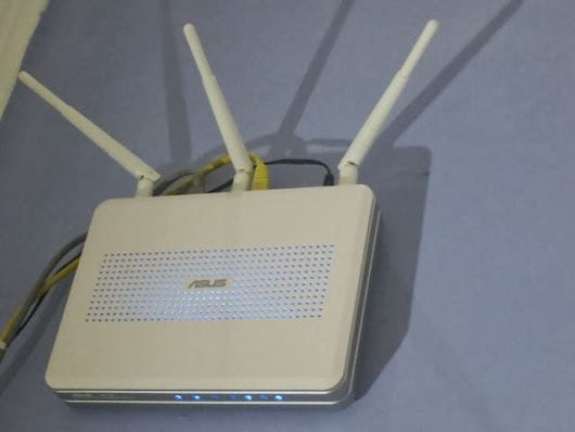 Setting Up Modem for your Wireless Router
