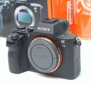 Jual Mirrorless Sony a7 II
