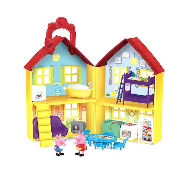 Peppa Pig Playhouse Playset
