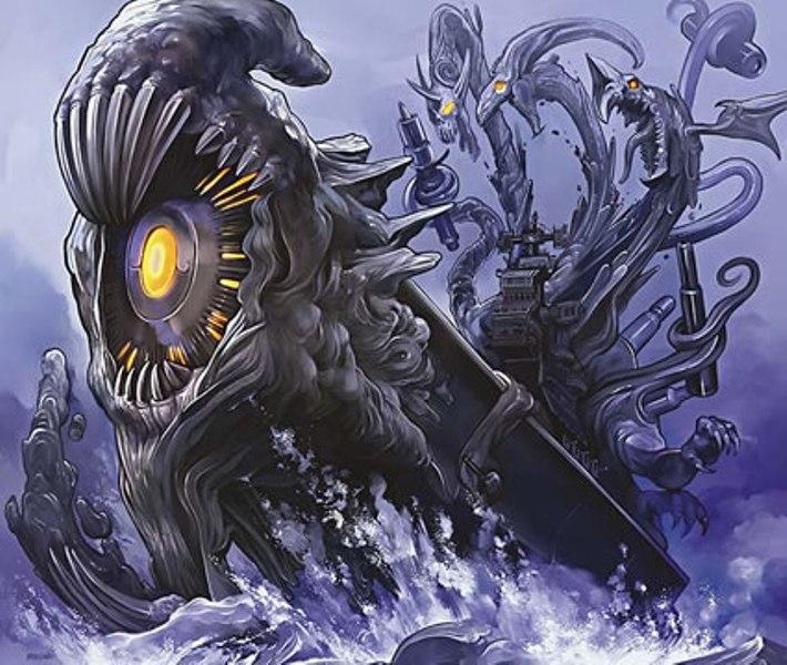 Horror Picture - Sea Creatures