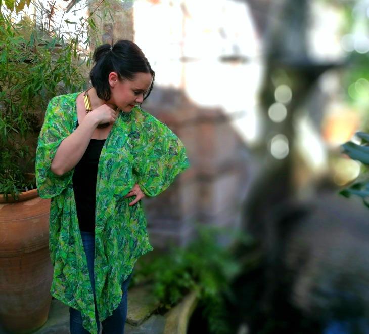 eurokangas kimono