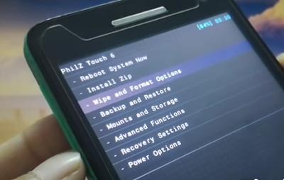 Cara Merubah Tampilan Android
