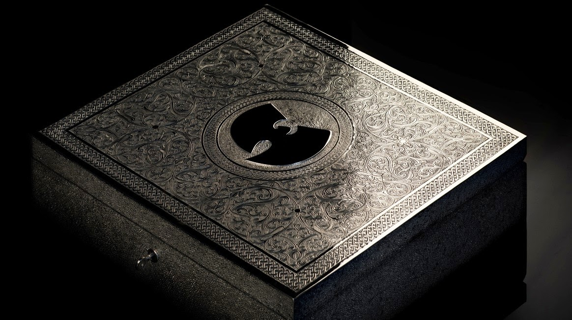 "Wu-Tang to Release Only One Copy Of Its Secret Album ""Once Upon A Time In Shaolin"""