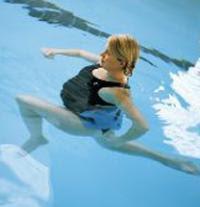 water jogging belt untuk olahraga ibu hamil