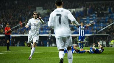 Cetak Gol Pembuka, Bale Tuai Pujian Dari Zidane