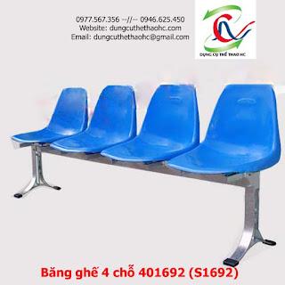 Băng ghế 4 chỗ 401692 (S1692)