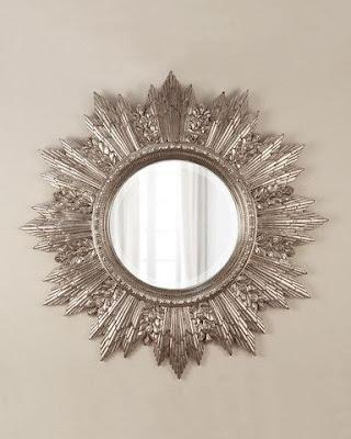Modern mirrors