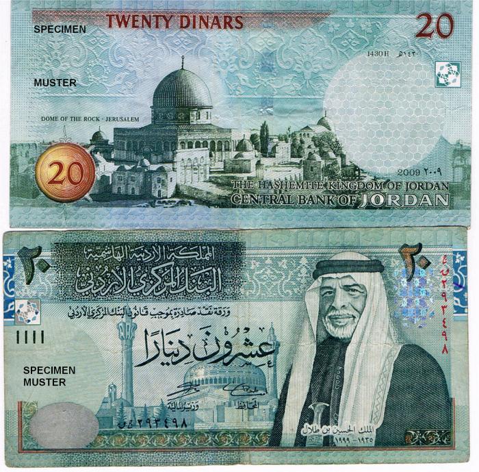 On Feet Images Of C9edd 1d31a 6 Jordanian Dinar 1 Jod 40