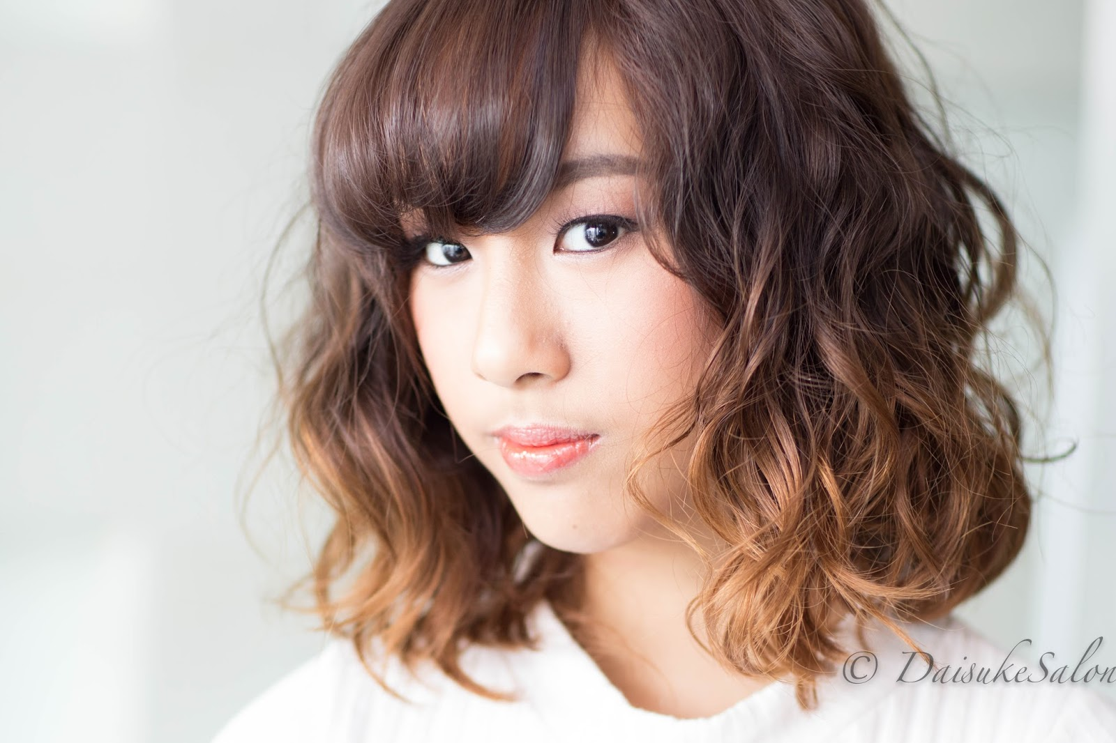 Welcome Japanese Air Wave Perm