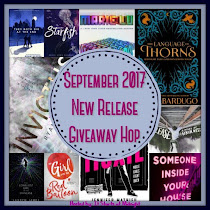 September New Release Giveaway!