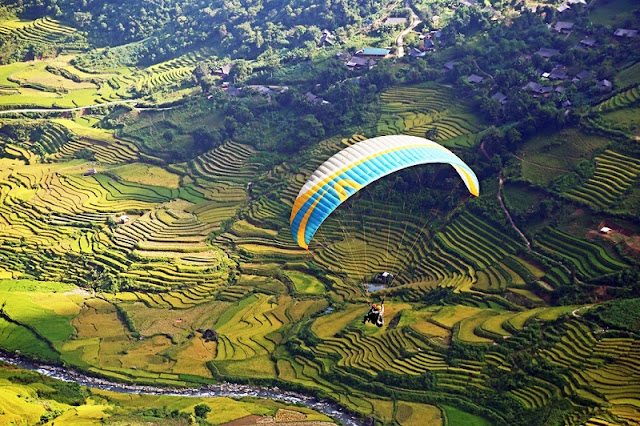 Do you want to fly on the Cang Chai?