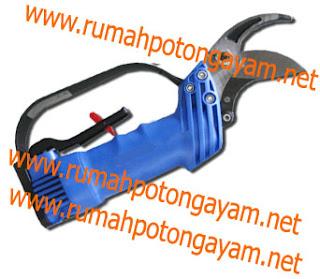 peralatan RPA untuk potong leher dan kaki