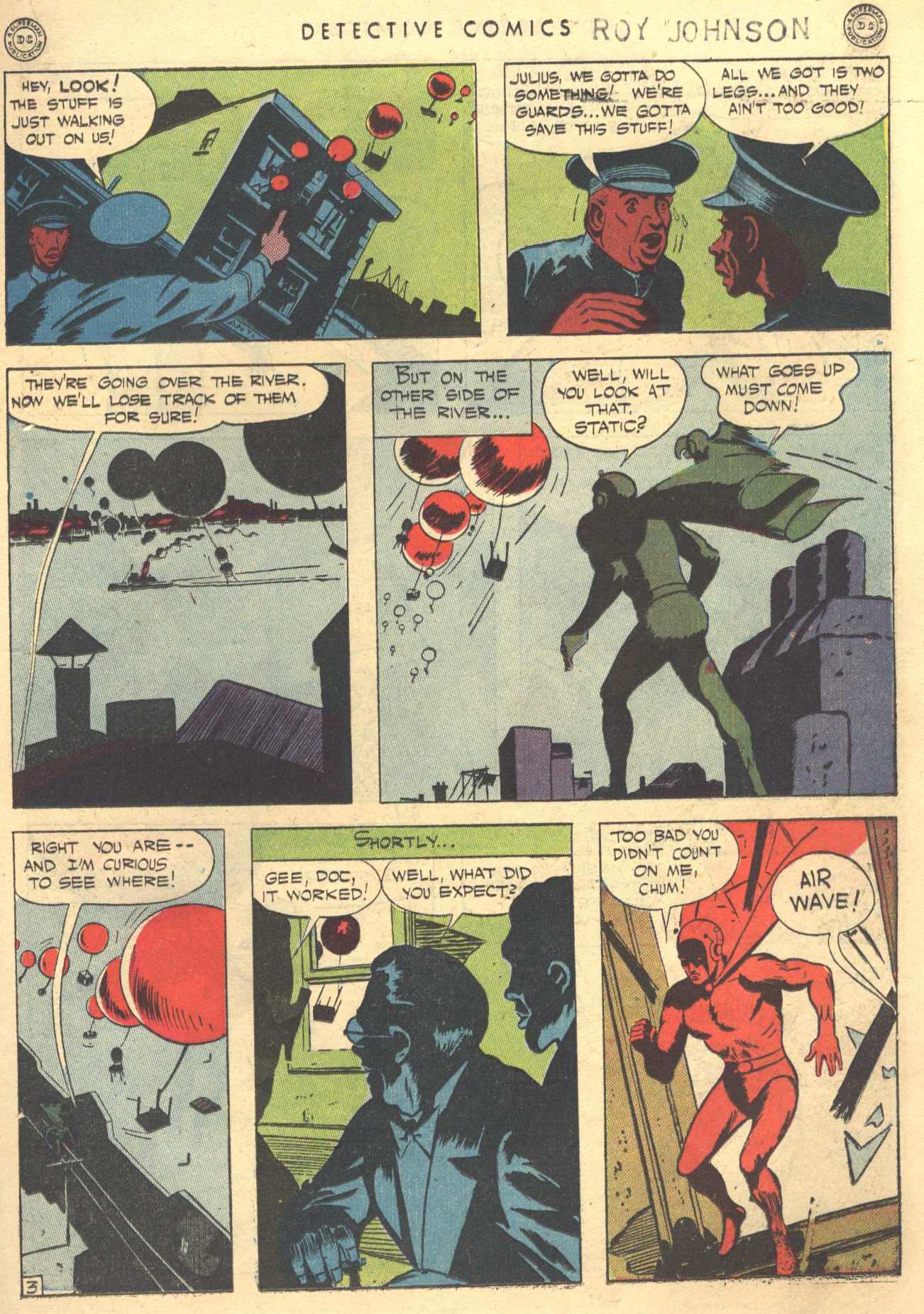 Read online Detective Comics (1937) comic -  Issue #104 - 33