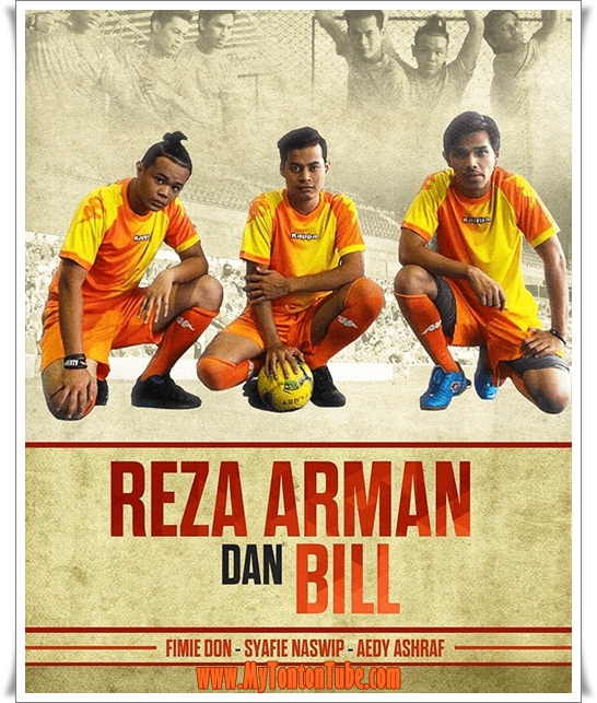 Telefilem Reza, Arman Dan Bill (2016) Cerekarama TV3 - Full Telemovie