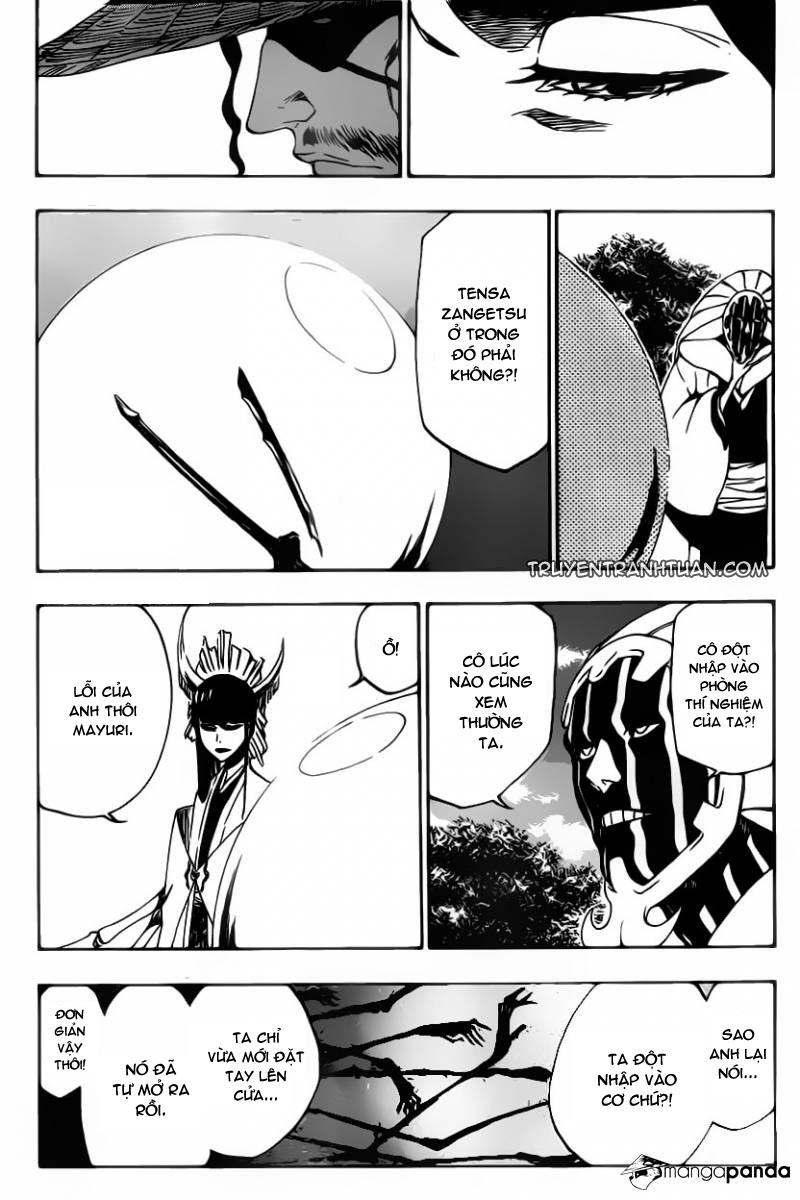 Bleach chapter 517 trang 17