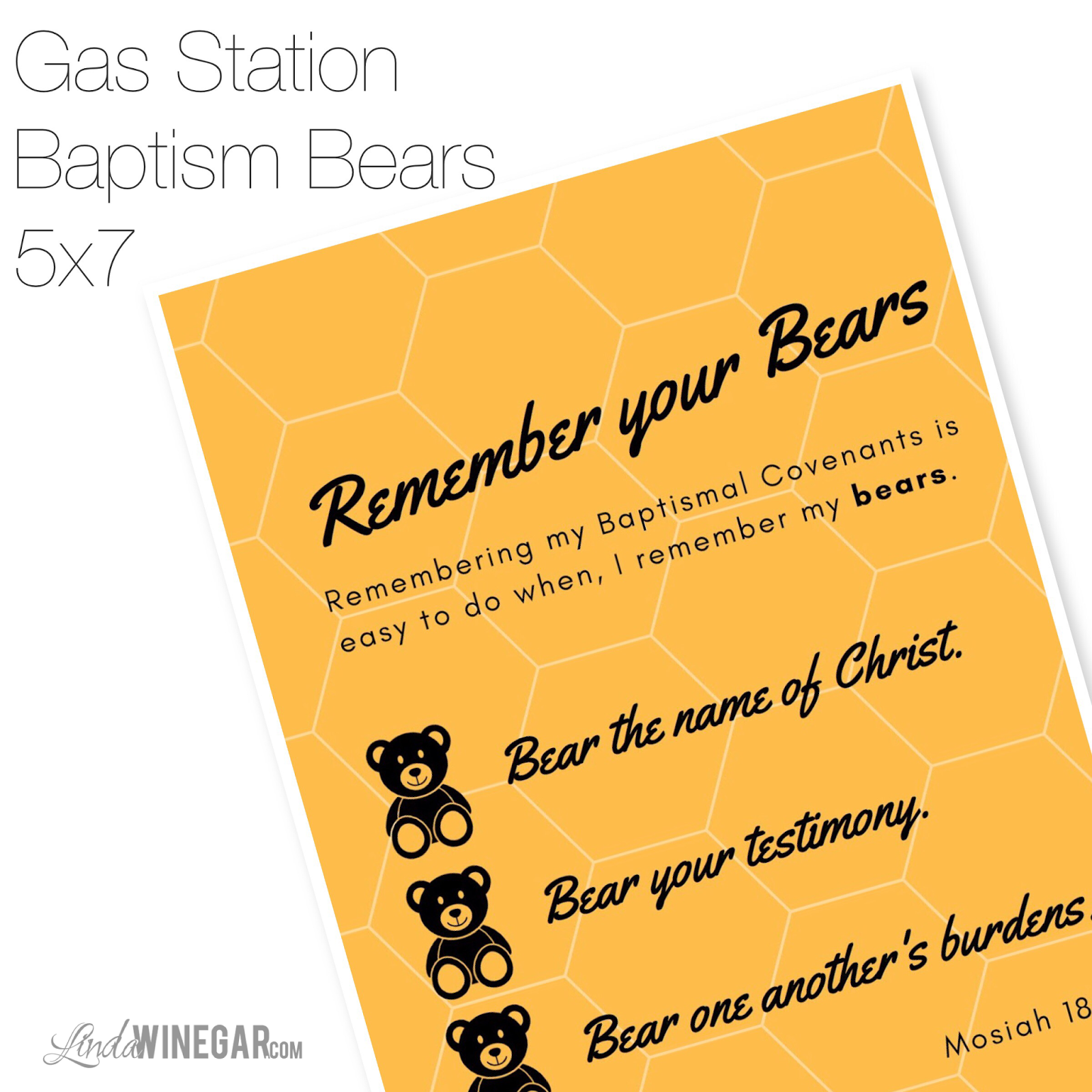 hight resolution of baptism bears 4x6 lindawinegar png