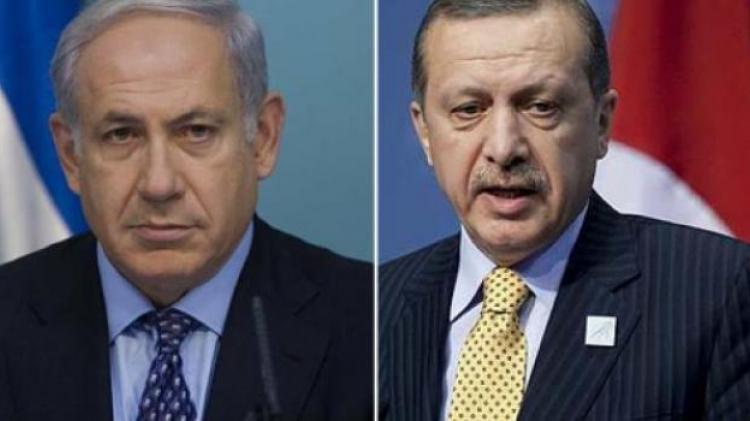 Israël et la Turquie normalisent leur relation après 6 années de brouille.